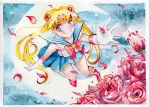 I am Sailor Moon, champion of justice! by daadia