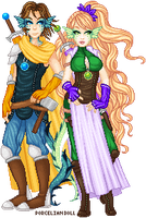 Of Daegon Smithys and Jewlers by porcelian-doll