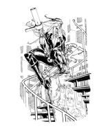NATASHA ROMANOV_commission by EricCanete