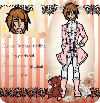Once Upon a HS: Michael by ItisIAnsem