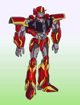 TFP Sentinel Prime - not just the arm! by RazzieMbessai
