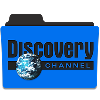 Discovery Channel Folder Icon by mikromike