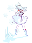 Weiss by nikisinsignificant