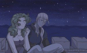 FF6 - The Seeing is Good Tonight by orinocou