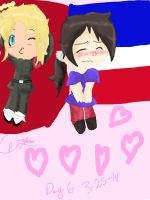 France X China OTP challange #6 by History-and-pasta