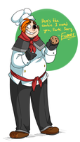 Cookie of Forgiveness by BechnoKid