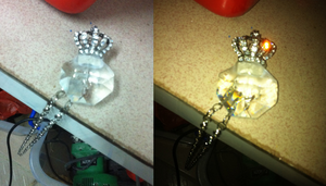 Final Fantasy IX - Crystal Pendant by DemonKaizoku