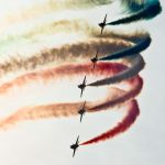 Red Arrows II by toosas