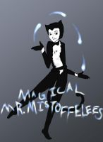 Magical Mr. Mistoffelees by Lowland-Swagger
