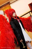Shakugan no Shana cosplay by PepperStark