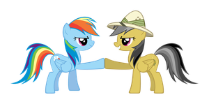 Daring Dash Brohoof by delectablecoffee