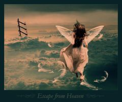 Escape from Heaven by carmilla--s