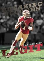 Colin Kaepernick - Legit by OwenB23