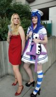 Panty and Stocking 2 by bandeau