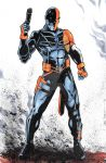Deathstroke by jackpurcell38