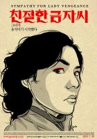 Sympathy for Lady Vengeance by gus-kitagawa