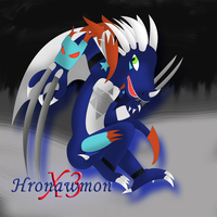 Epic Hronawmon X3 by vethaak