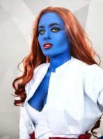 Mystique X-factor Agent by BazingaCosplay