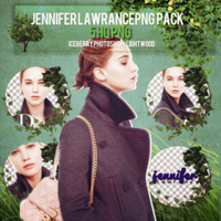 Jennifer Lawrance Png Pack by lightwoodamla