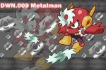 Metalman Powered Up by spdy4