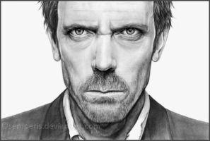 Gregory House by Semperis