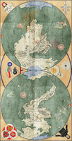 Ysi Map II, Limited Edition by Naeddyr