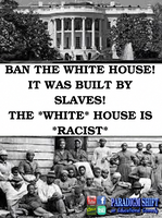 Ban The White House by paradigm-shifting