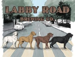 Labby Road Brewing by Derekfoxy