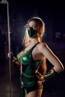 Jade cosplay by Pvt-Waffles
