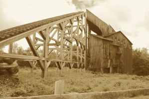 The Molly Maguires: Pennsylvania Colliery by morbiusx33
