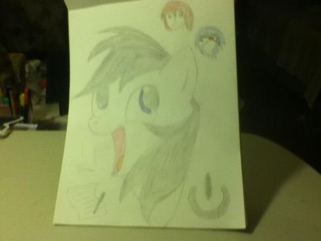 TOY_PON3 Awesome Face by Joviebear94