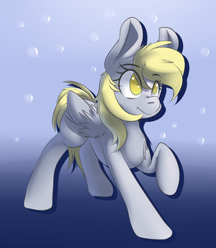 Derpy Hooves by SourSpot