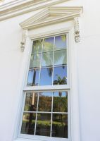 A White House Window in California by ShipperTrish