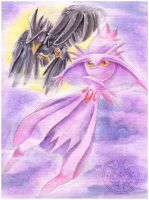 Mismagius + Murkrow