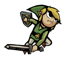 Link! by WhyCobb
