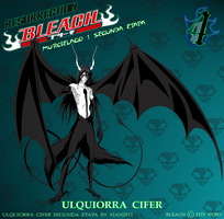Resurrection  Ulquiorra Cifer - Segunda Etapa - by B-FT-OP-PROJECT