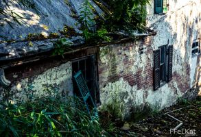 Haprers Ferry-abandoned house by FFeLKat