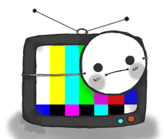 Let's just watch some Tv... by Digitalbeats
