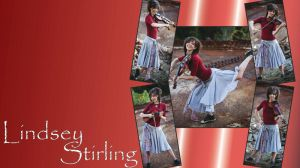 Lindsey Stirling by ResolutionDesigns