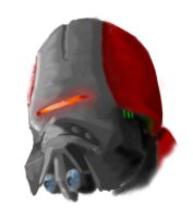 S6 Soldier grunt painting by Morthon