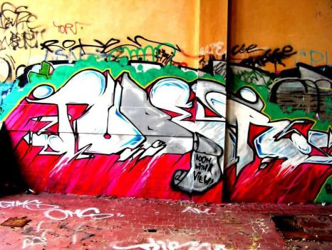 Tuber by PerthGraffScene