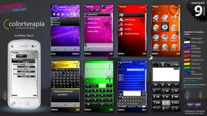 Colorterapia for Nokia Touch by bmrpeal