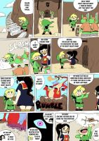 Zelda: Valoo's Tale pg.1 by Dangerking11