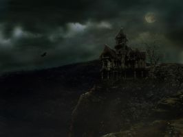 Haunted House by TinaVFX