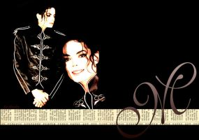 king michael jackson by claudiaV3