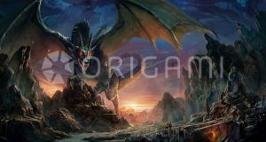 Dragon by Origami-Creative