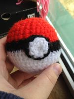 Pokeball by Pikacheekz