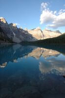 Moraine Lake by Dernfara