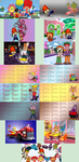 Parappa Desktop Wallpapers by CircuitDC