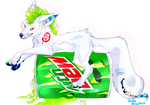 Do The Dew by EchoJellyMutt